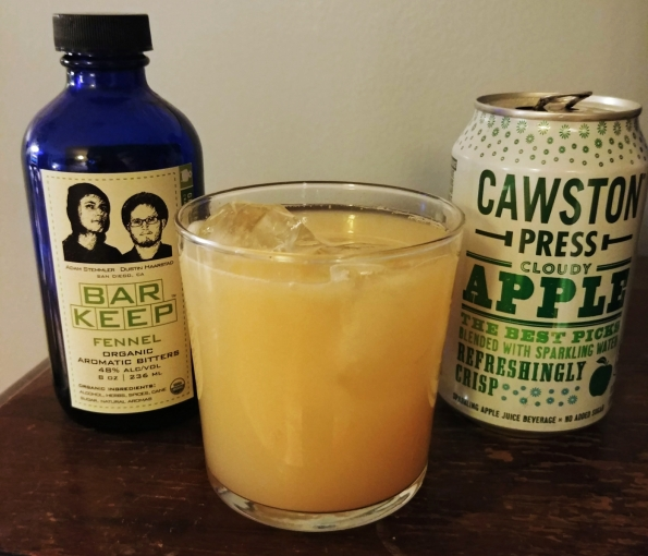 apple tree soft cocktail cawston press cloudy apple bar keep fennel bitters
