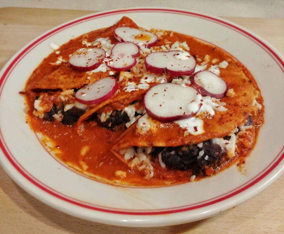 bean enchiladas rupert holmes