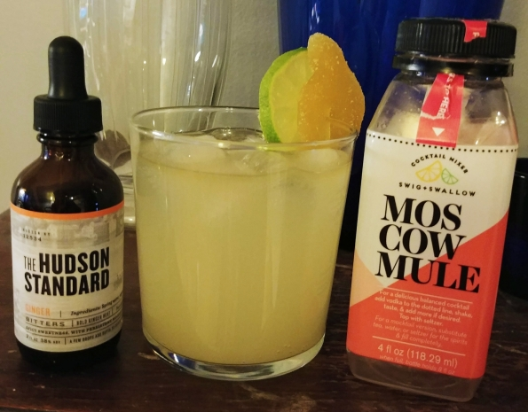 moscow mule soda hudson standard bitters