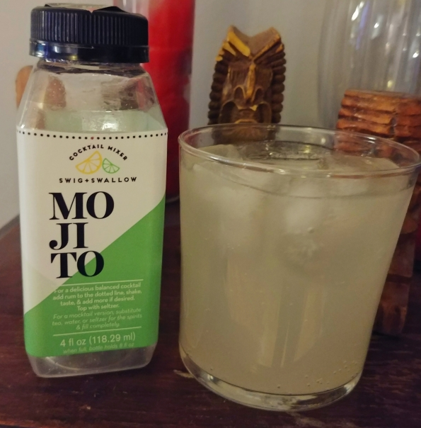 nojito no problems swig + swallow mojito seltzer soft cocktail mindful drinking