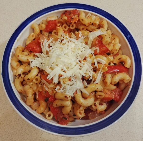 midwest goulash american chop suey pasta
