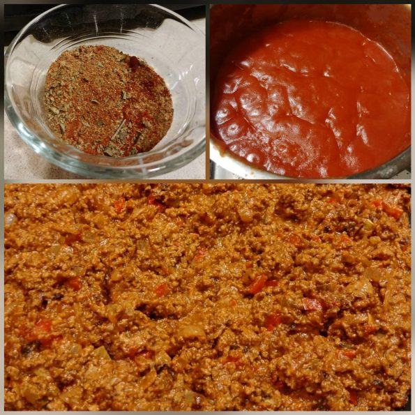 coney sauce spices coney tomato sauce coney ground beef