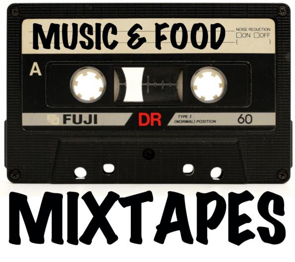 music food spotify mixtapes