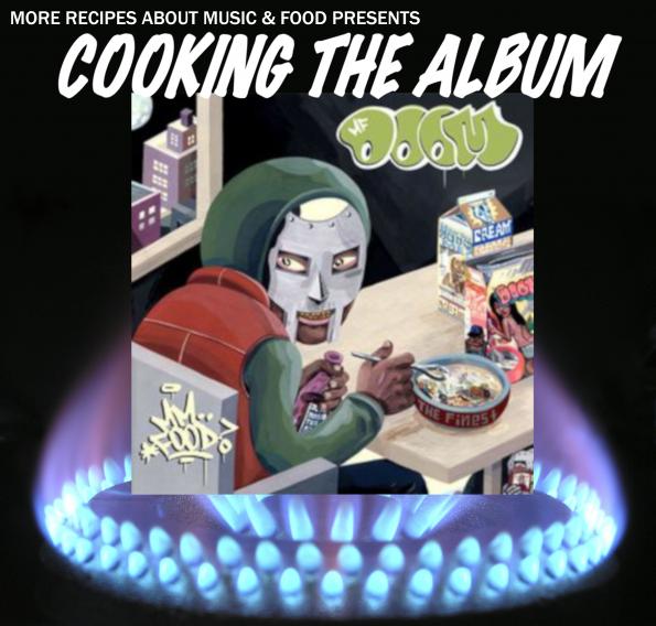 cooking the album mf doom mm food
