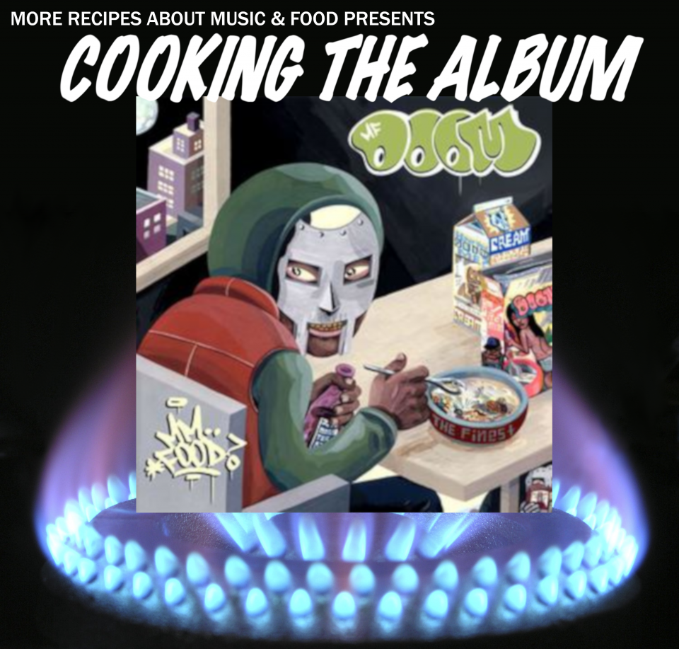 cooking the album mf doom mm food