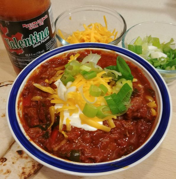 chili con carne texas red beef mf doom