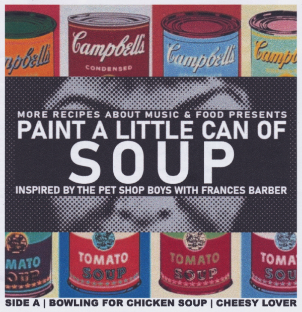 Paint A Little Can Of Soup 4 recipes soup vegan vegetarian