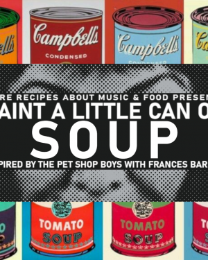 paint a little can of soup cookbook