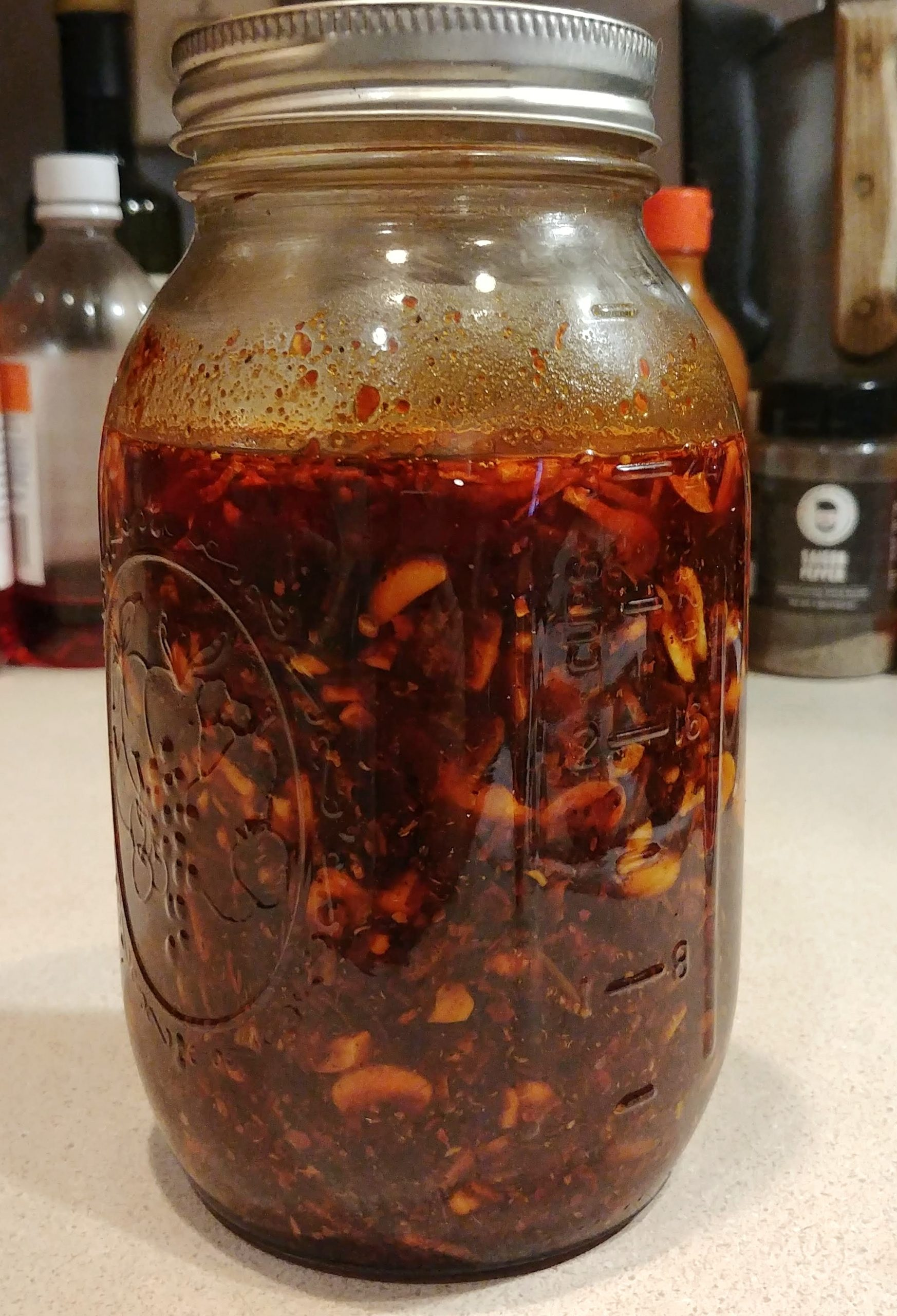 Adventures in Homemade Lao Gan Ma Chili