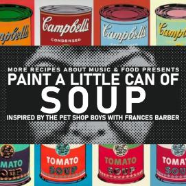 paint a little can of soup mixtape