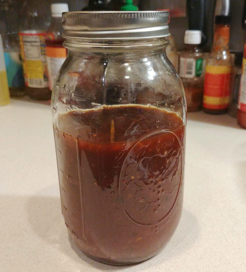 brown sugar jalapeno bbq sauce