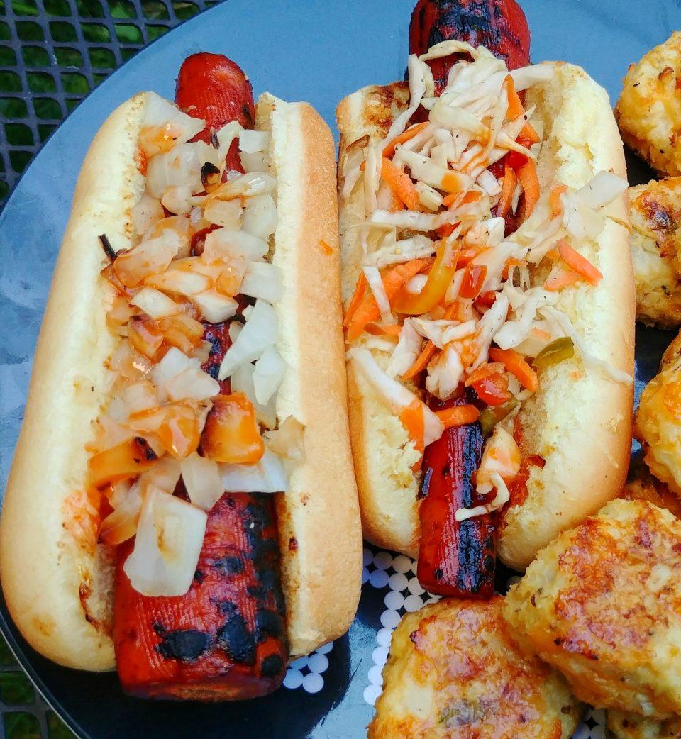 maple chipotle carrot dog kansas richard groove holmes vegan vegetarian