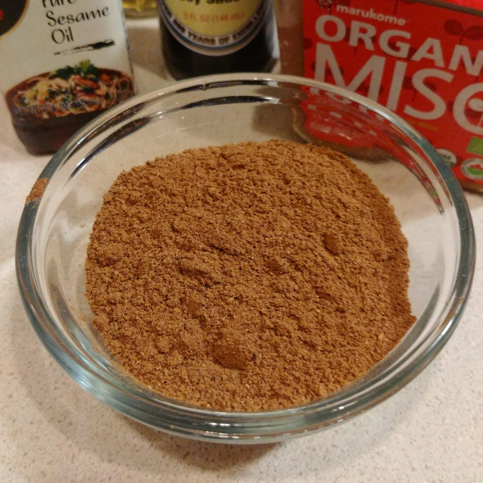 five spice seasoning luniz