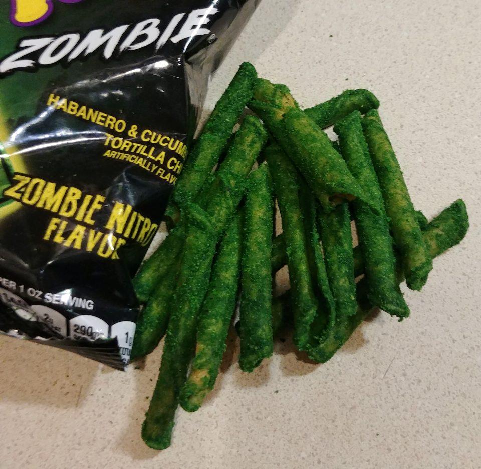 zombie nitro takis habanero cucumber