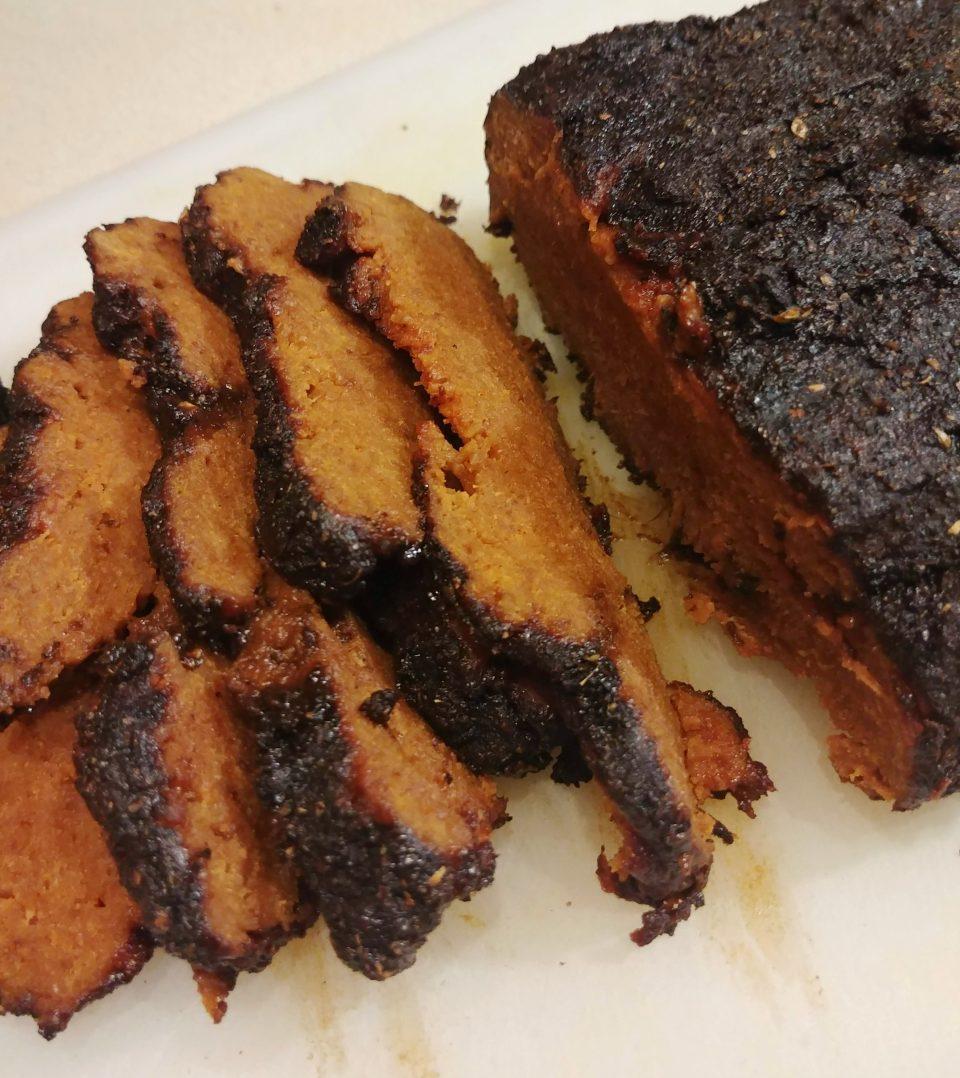 vegan brisket seitan sliced bachman turner overdrive bto