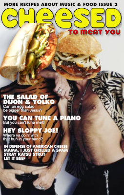 cheesed cover